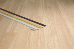 Подложка, порожки и все сопутствующие для пола Порожки Порог Quick Step металлический бронза