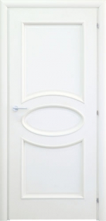 Двери Межкомнатные Saluto 630 R2O белый