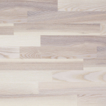 Паркетная доска Polarwood Ясень Трэнд Белый Матт
