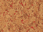 Пробковые полы Настенные пробковые покрытия Wicanders Hawai Red RY 67 001