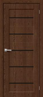 Двери Межкомнатные Moda-22 Black Line Brown Dreamline