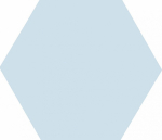 Керамическая плитка Kerama Marazzi Плитка настенная Аньет голубая 24006