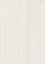 Паркетная доска Karelia Ясень Блестящий белый (Shiny White) 138мм