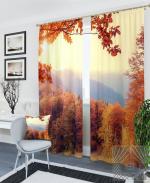 Товары для дома Домашний текстиль Багрянец листьев 900453