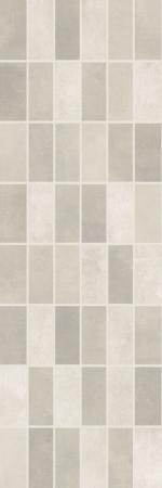 Керамическая плитка Lasselsberger Ceramics Мозаика Фиори Гриджо 1064-0102 светло-серый для стен