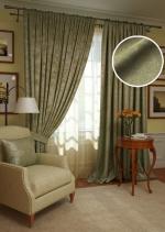 Товары для дома Домашний текстиль Комплект штор Plain Lux-SH PL123909680