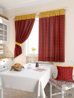 Товары для дома Домашний текстиль Пиндаф (бордо) 920060