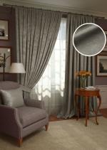 Товары для дома Домашний текстиль Комплект штор Plain Lux-SH PL123909668