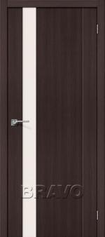 Двери Межкомнатные Порта-11 Wenge Veralinga СТ-Magic Fog