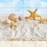 Стеновые панели ПВХ Песчаный пляж