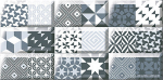 Керамическая плитка Azori Декор Вог Пазл