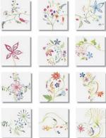 Керамическая плитка Bardelli Панно Primavera Colore PC01000