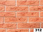 Керамическая плитка Гипсоцементная плитка Касавага Плитка под кирпич 0312