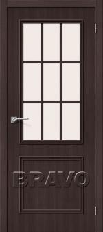 Двери Межкомнатные Симпл-13 Wenge Veralinga СТ-Magic Fog