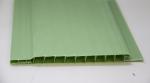 Стеновые панели Вагонка Пластиковая вагонка зелёная