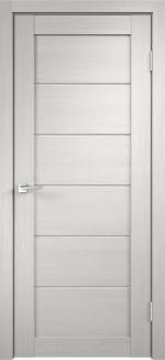 Двери Межкомнатные Linea 1 белый дуб