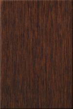 Керамическая плитка Керабуд Плитка настенная Киото 3Т коричневая