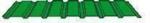 Для дачи Кровля Профлист C8 стеновой RAL6005 зеленый