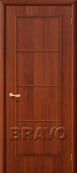 Двери Межкомнатные 10Г Л-11 (Итальянский Орех) ПГ