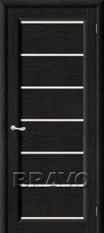 Двери Межкомнатные М2 Т-08 (Венге) СТ-Матовое