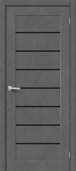 Двери Межкомнатные Браво-22 Slate Art black star