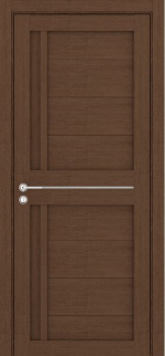 Двери Межкомнатные Дверное полотно Light ПДГ 2121 Велюр шоко