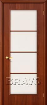 Двери Межкомнатные 10С Л-11 (Итальянский Орех) ПО СТ-Сатинато