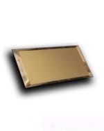 Керамическая плитка ДСТ Плитка зеркальная прямоугольная ПЗБ1-01