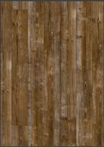 Плитка ПВХ Quick Step Дуб плетеный коричневый PUCL40078