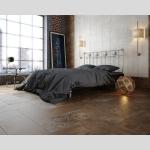 Керамическая плитка Golden Tile Стена/пол Kendal коричневая