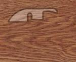 Подложка, порожки и все сопутствующие для пола Порожки Понижающий порог Balterio Дуб Америка
