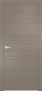Двери Межкомнатные Дверное полотно Севилья 20 Софт Мокко