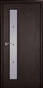 Двери Межкомнатные Saluto 201 F венге