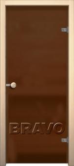 Двери Межкомнатные 255 Кноб-магнит Сатинато Бронза