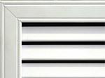 Радиаторные решетки Решетка белая