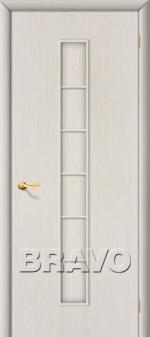 Двери Межкомнатные 2Г Л-21 (Белый Дуб) ПГ