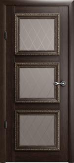 Двери Межкомнатные Версаль-3 орех мателюкс галерея