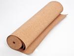 Подложка, порожки и все сопутствующие для пола Подложка под ламинат и паркетную доску Подложка пробковая рулонная Cork Rolls