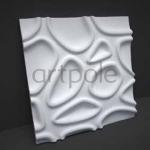 Стеновые панели 3D панели Capsul M-0002