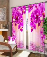 Товары для дома Домашний текстиль Орхидея 900356