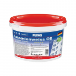 Паркетная химия Sika Краска фасадная Pufas Fassadenweiss A белая, морозостойкая