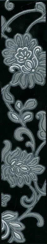 Керамическая плитка Kerama Marazzi Бордюр Аджанта STG/A43/8141