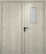 Двери Входные ДП комбинированное Экошпон