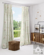 Товары для дома Домашний текстиль Флоренс Фисташковый 927023