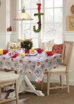 Товары для дома Домашний текстиль Скатерть Santa 162463660