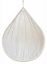 Мебель Садовая мебель Кресло Алания белое интерьерное