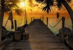 Обои Komar 8-918 Treasure island