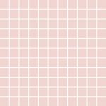 Керамическая плитка Meissen Декор Trendy мозаичный многоцветный розовый TY2O071