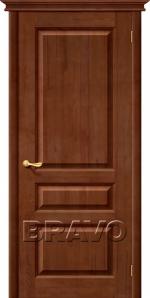 Двери Межкомнатные М5 Т-06 (Темный Лак) ПГ