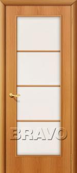 Двери Межкомнатные 10С Л-12 (Миланский Орех) ПО СТ-Сатинато
